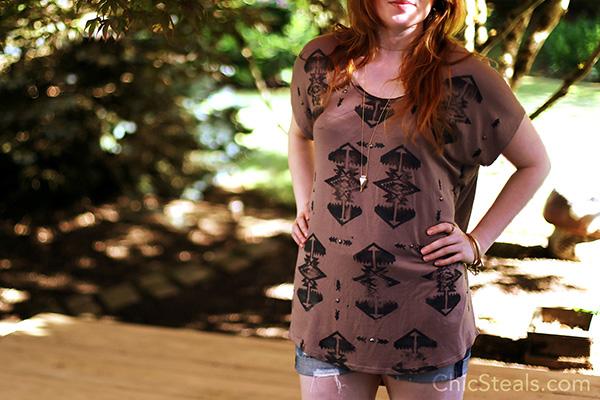 chicsteals_DIYtribalprintshirt_done3
