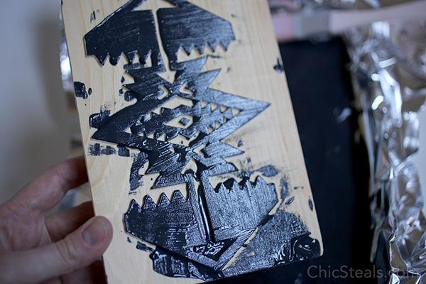 chicsteals_DIYtribalprintshirt_step5