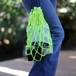 DIY Summer Net Bag Made from a T-Shirt