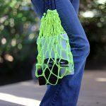 DIY Summer Net Bag Made from a T-Shirt