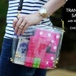 DIY Back to School Clear Satchel