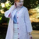 DIY Bell-Sleeve Coat Dress and Sweet Dress Book Review