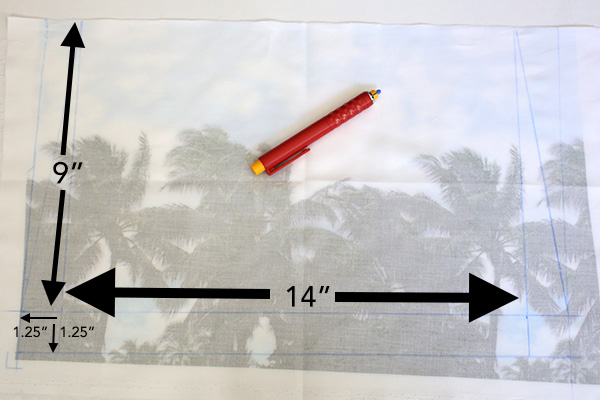 diytropicalzippouch_step1measuring