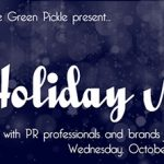 Recap: Portland Bloggers Holiday Mingle Event