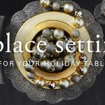 9 DIY Place Settings for Your Holiday Table Inspired by ZGallerie