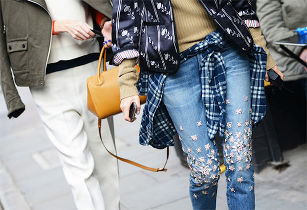 embellished-jeans-street-style-tommy-ton-nyfw