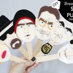 DIY Breaking Bad Stick Puppets for the Finale Episode: Who's Your Favorite Character?