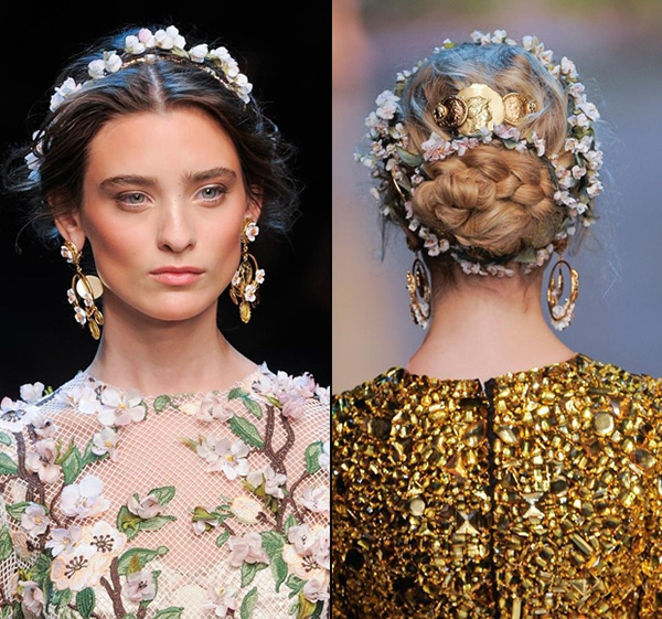 f405eed05a DIY Hair Accessories for Spring 2014 from the Runways - Chic ...