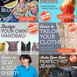 Giveaway! Win a Sewing Class from Craftsy