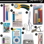 The 12 Must-Have Tools for Sewing DIY's