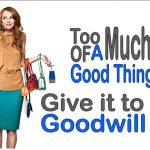 Spring Clean Your Closet with Goodwill's Help