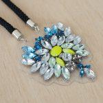 DIY Gem Pendant Necklace for Wander & Hunt