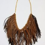 DIY Double-Fringed Necklace: Create Couture Challenge