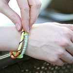 DIY Wrapped Mexican Bracelets with TRENDiY Art – and Giveaway!