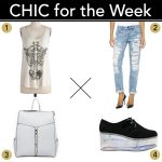 Chic For the Week – 4