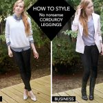 Outfit: Fall Tights Style Remix with No nonsense & Sweepstakes!