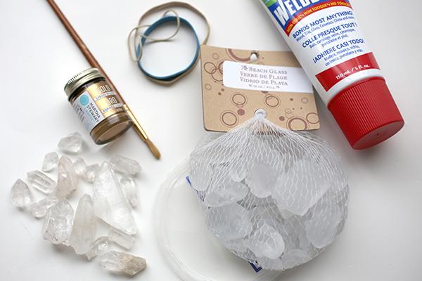 diy-quartz-paperweight-materials