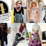 Trending: 15 Ways to Wear Daytime Sequins