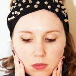 Don't Buy, DIY: Jennifer Behr Spiked Turban