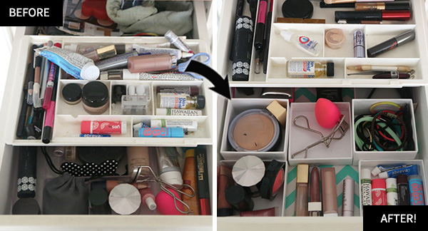 organizeddrawer_beforeafter