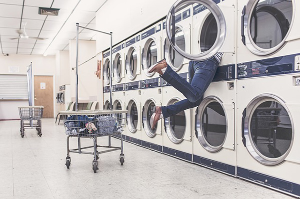 woman-jumping-in-laundry