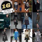 DIY Ideas from Fall 2015 Fashion Weeks