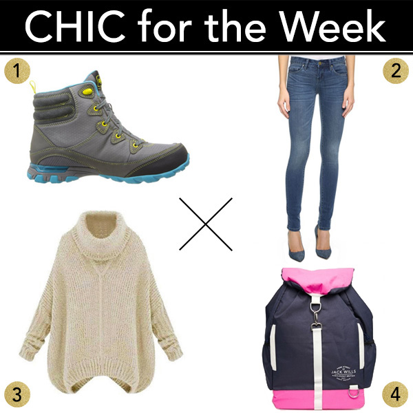 Chic for the Week: My shopping picks for hiking in the outdoors