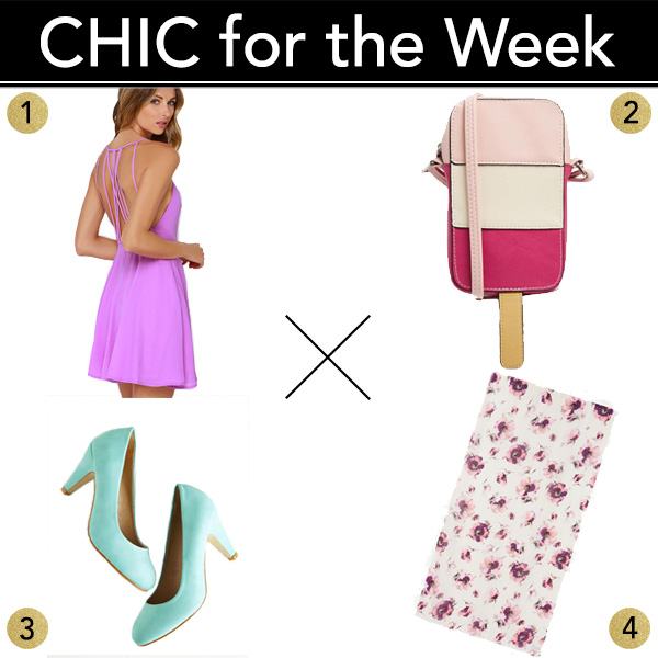 Chic for the Week shopping picks on my wishlist for Spring 2015