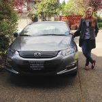 Chic Steal for Earth Day: A Hybrid Car