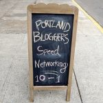 Recap: Portland Bloggers Speed Networking Meetup at Passionfruit HQ