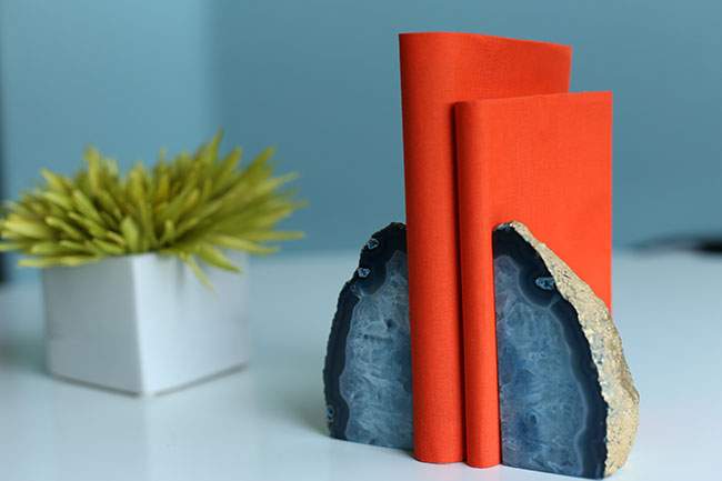 diy-gold-painted-agate-bookends-done-3-chic-steals