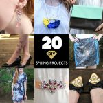 20 DIY's to Elevate Your Spring Style