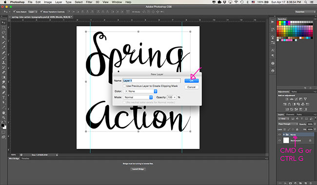 diy-spring-typography-step-9