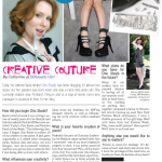 I've Been Feaured in Style Sample Magazine!