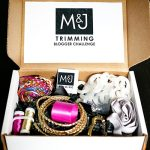 I'm Participating in the Third Annual M&J Trimming Blogger Challenge!