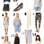 Shopbop Picks for Spring 2017