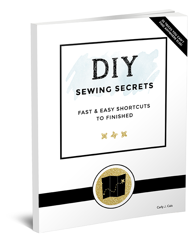 DIY Sewing Secrets ebook product