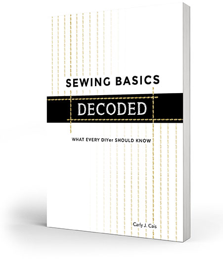 Sewing Basics Decoded ebook product